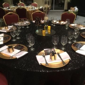 Gala Table Black