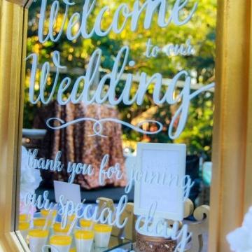 Wedding Mirror