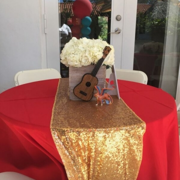 Elena of Avalor Party Table